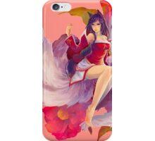 Ahri Art League of legends iPhone Case/Skin