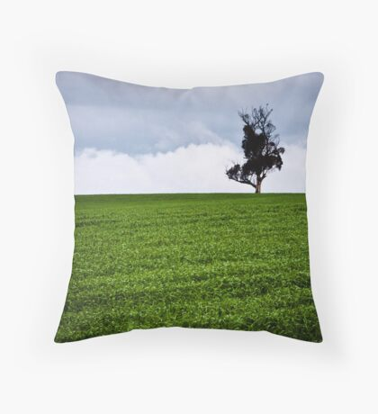 Newlyn, Victoria Throw Pillow