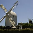 Jack and Jill Windmills by wiggyofipswich