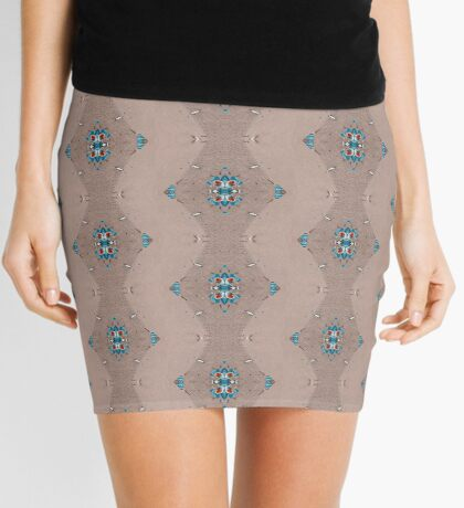 Raindrops #5 Mini Skirt