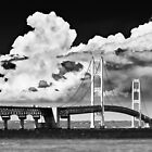 Michigan in Black and White by PixelPerfectPho