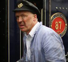 Railwayman by Vincent Teh