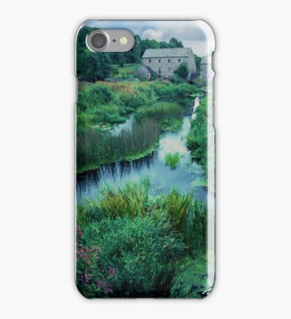 Mill and Stream - Ireland Series iPhone Case/Skin