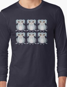 6 Lanky Dogs Long Sleeve T-Shirt