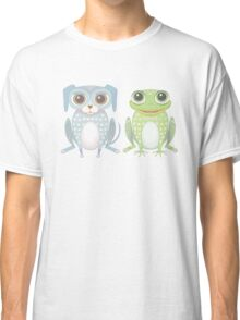 Lanky Dog & Frog Classic T-Shirt