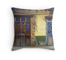 And the time pass by Throw Pillow