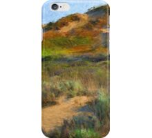 Sand Dune I - Seaside, CA iPhone Case/Skin