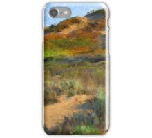 Sand Dune I - Seaside, CA iPhone Case/Skin