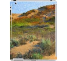 Sand Dune I - Seaside, CA iPad Case/Skin