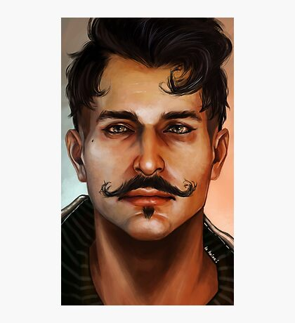 Dorian Photographic Print