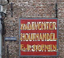 Wall history by Marjolein Katsma