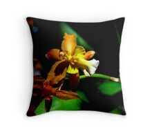 Orchard III  Throw Pillow