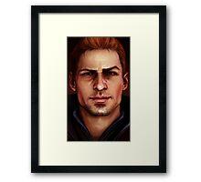 Alistair Framed Print
