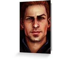Alistair Greeting Card