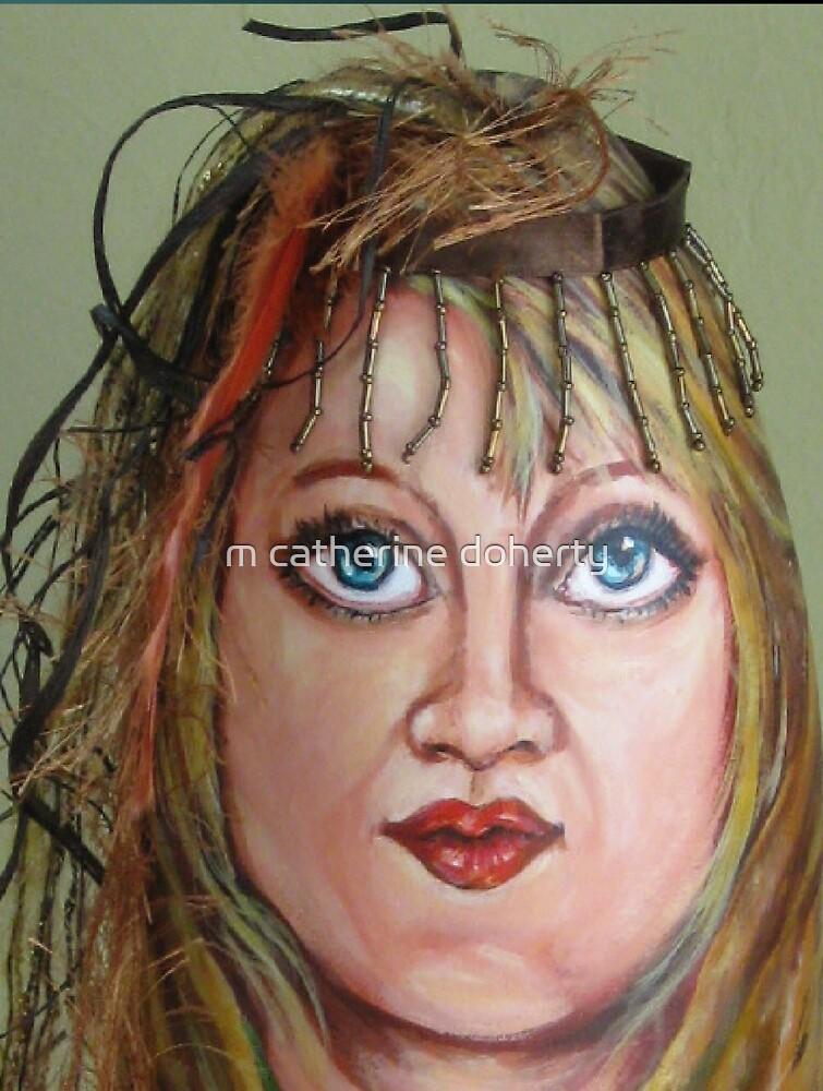 Diva Headshot by m catherine doherty