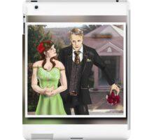 Hannibloom - Getting Married iPad Case/Skin