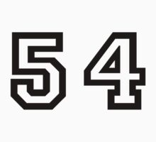 Fifty Four by sweetsixty