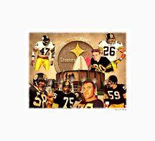Pittsburgh Steelers Hall of Fame Defensive Legends Unisex T-Shirt