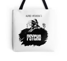Alfred Hitchcock's Psycho by Burro! Tote Bag