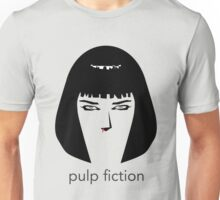 Pulp Fiction by burro Unisex T-Shirt