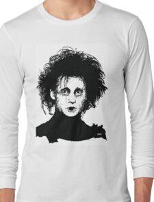 Edward Scissorhands Long Sleeve T-Shirt