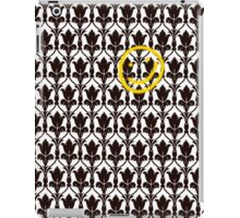 Sherlock Smile Face iPad Case/Skin