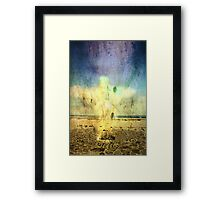 """""""This Day My World Was reBorn"""" Framed Print"""