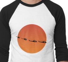 Apocalypse Now by burro Men's Baseball ¾ T-Shirt