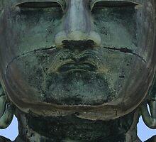 """The Budda, Tokyo Japan"" by Brad Starks"