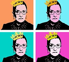 The Notorious RBG by Laura Schneider