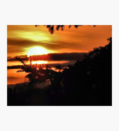 Easter Sunrise....2010 Photographic Print