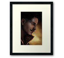 Dorian Framed Print