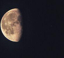 Easter Morning Half Moon...2010...Apr. 4 by trueblvr
