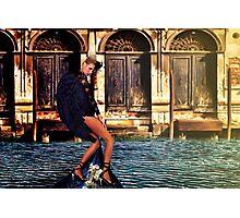 Venice Angel Fine Art Print Photographic Print