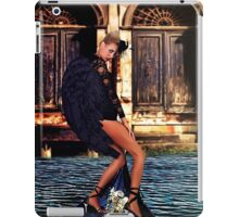 Venice Angel Fine Art Print iPad Case/Skin