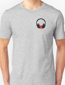 My Heart hearts music! T-Shirt