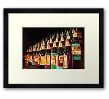 Army of Ink Framed Print