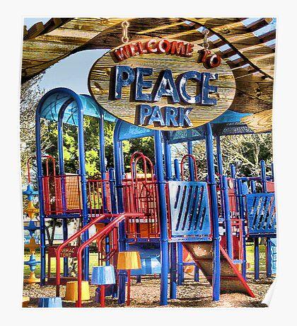 Peace Park Poster
