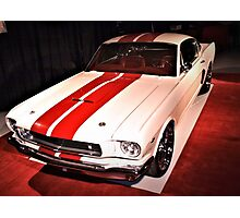 1966 Ford Mustang GT Photographic Print