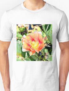 Cactus Flower Bloom T-Shirt