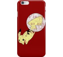 Pikaflash iPhone Case/Skin