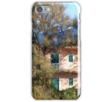 Nestled in the olive groves iPhone Case/Skin