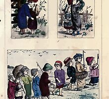 The Little Folks Painting book by George Weatherly and Kate Greenaway 0019 by wetdryvac