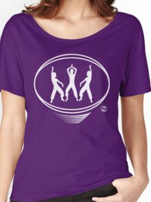 Latin workout t-shirt suitable for Zumba class Women's Relaxed Fit T-Shirt