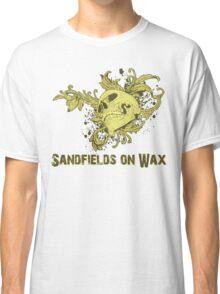 Sandfields on wax Skull Tshirt Classic T-Shirt