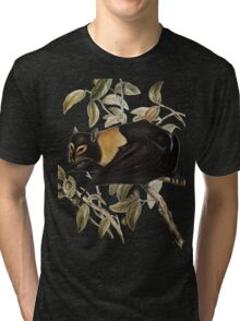 This is one good looking bat Tri-blend T-Shirt