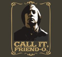 "Anton Chigurh - ""Call it, Friend-o."" T-Shirt"
