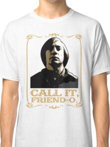 "Anton Chigurh - ""Call it, Friend-o."" Classic T-Shirt"