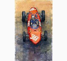 Ferrari Dino 156 1962 Monaco GP Unisex T-Shirt