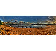 65 Shots at Avalon Beach, Sydney - The HDR Experience Photographic Print